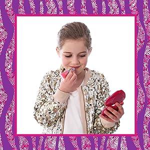 Ans Anniversaire Baume Baumes Cadeau Cadeaux Enfant Fabrique Fille Filles Brillant Lèvres Maquillage