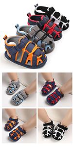 PU Leather sandals