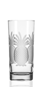 Pineapple Highball Glass
