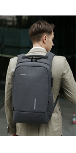"13.3 ""small laptop backpack"
