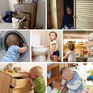 Seguridad Bebé Kit YOMYM 42 Piezas Protector bebés seguridad bebes ...