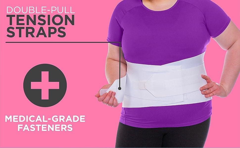 medical-grade lower back brace for ladies