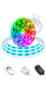 16.4ft 2.4G LED Strip Light