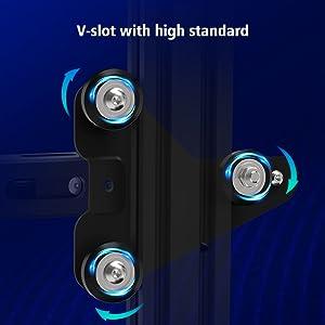 V-slot with High Standard