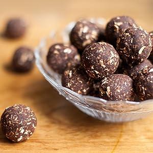chocolate coconut Butter - Non-GMO - Sugar Free - Vegan - Great Source of Omega 3 6