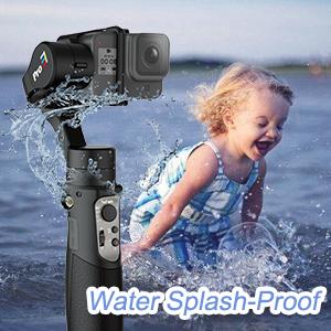 water sprash proof