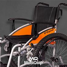 Ergonomic wheelchair design for comfort