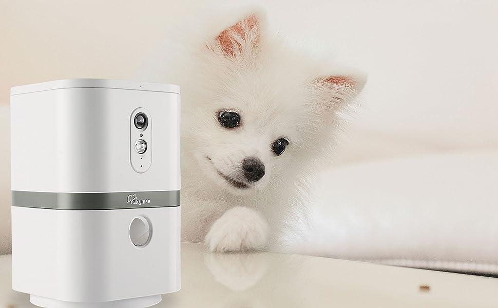 Skymee dog camera