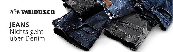walbusch jeans hosen herren