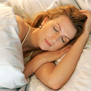 Better sleeping