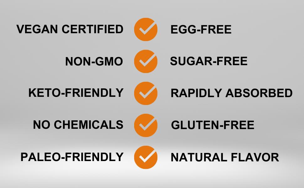Wild Fuel sublingual vegan B12 liquid nutritional info