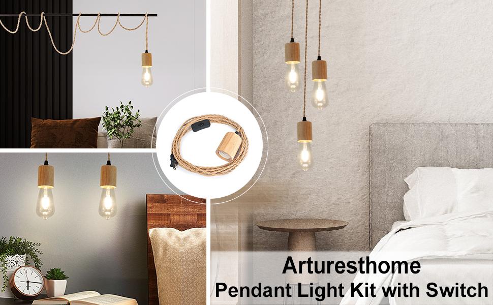 Pendant Light Cord Kit