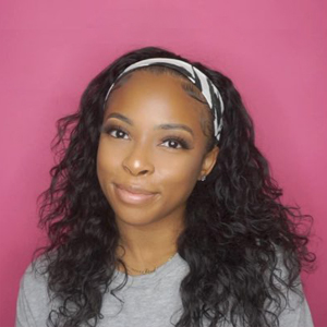 Water Wave Headband Easy Wear Wigs for Black Women Glueless None Lace Front Quick Wigs Human Hair