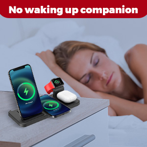 No waking up compare