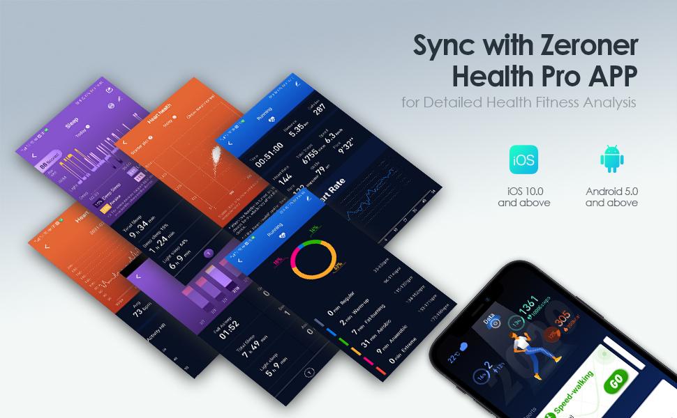 App for More Detailed Data