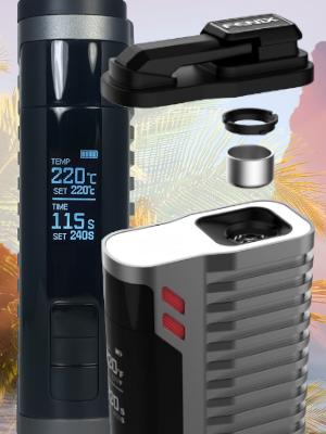 herb vaporizer, dry herb vaporizer, wax vaporizer, vaporizer, fenix 2.0, fenix vaporizer