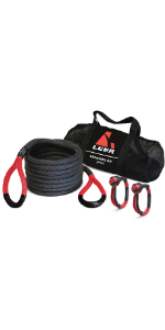 LEER Gear BubbaRope Recovery Kit Truck Accessory