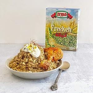 freekeh bowl