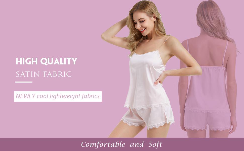 white pajama set