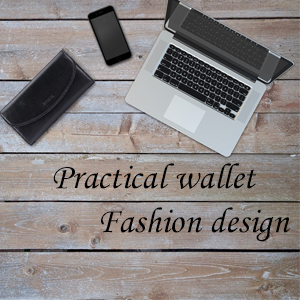 long wallet for women in practical