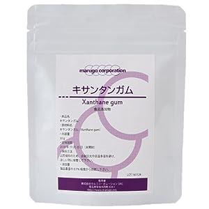 キサンタンガム 代用 片栗粉