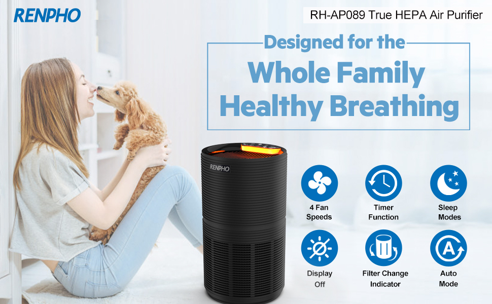 air purifier for large room