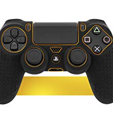 PS4 Controller Skin with Grip