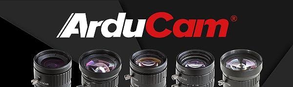 C mount lens for raspberry pi high quality camera