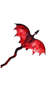 FieryDragon kite