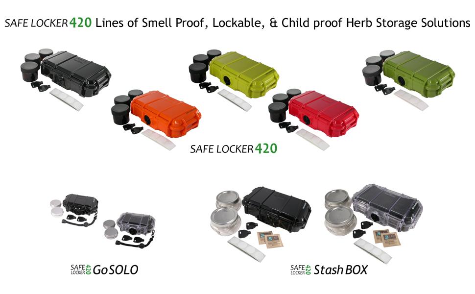 SAFE LOCKER 420 Family