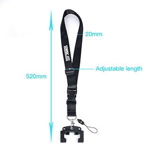 mavic mini 2 neck strap mount clip