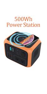500wh inverter generator