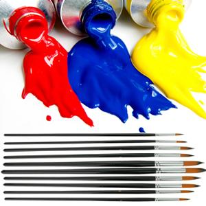 paint brush for acrylic painting,painting brush acrylic paint