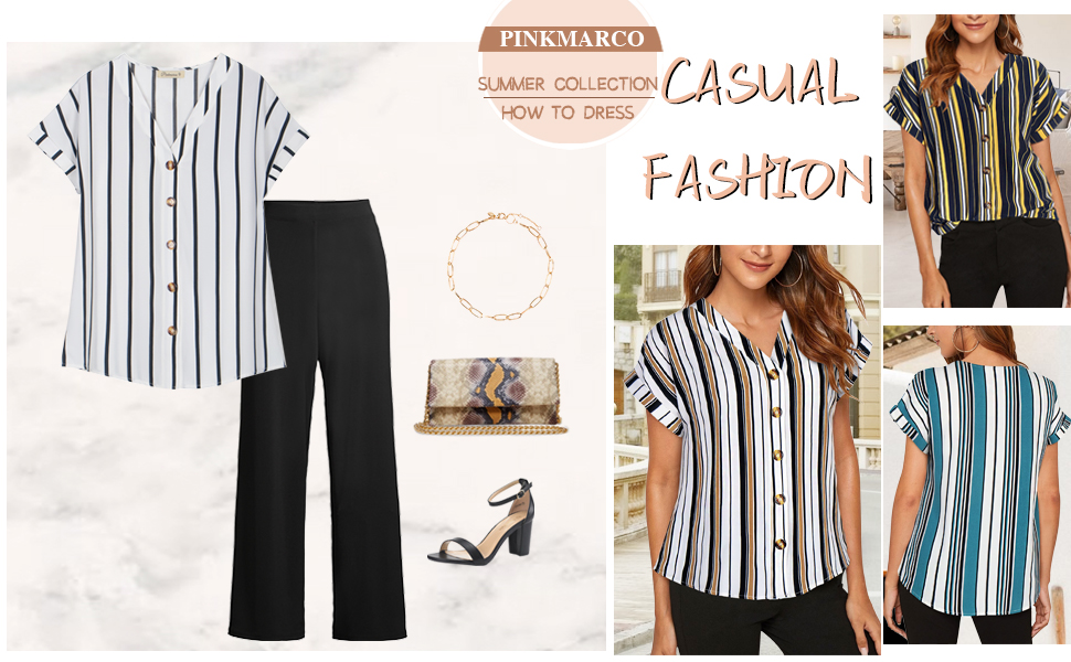 blouses for women business casual womens short sleeve tops button up shirts for women teacher shirts