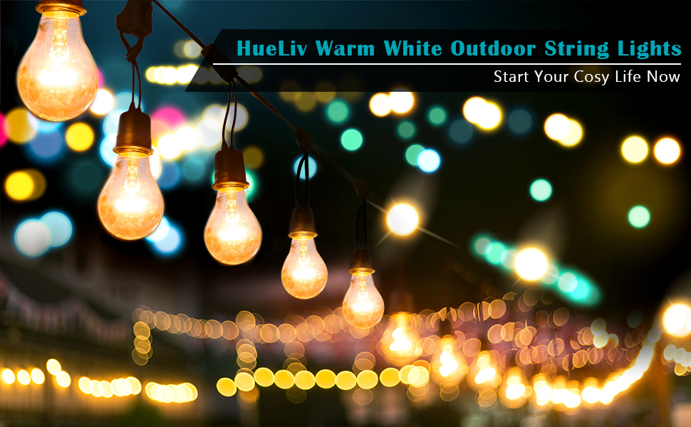 warmwhite outdoor string lights