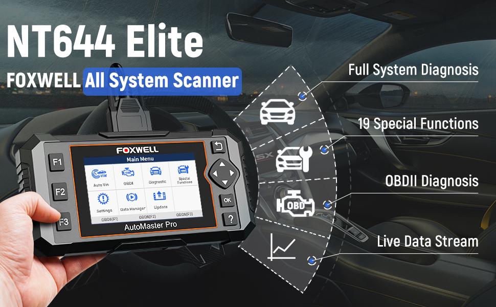 car code reader foxwell scanner professional automotive diagnostic tools car diagnostic scanner