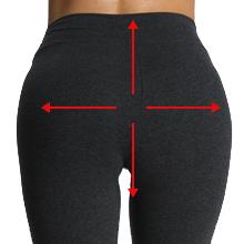 iloveSIA Womens  Yoga Pantst Leggings 1090 1156  4-way stretch