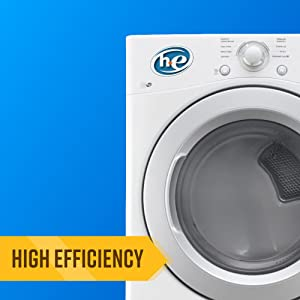 he, washer, cleaner, high, efficiency