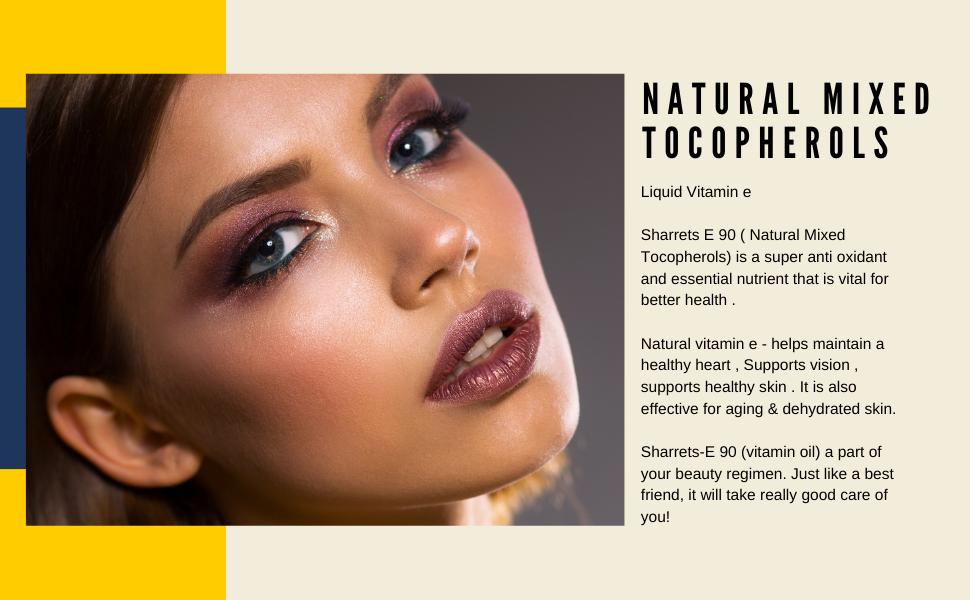 liquid vitamin e , natural mixed tocopherols , liquid vitamin e natural , natural vitamin e
