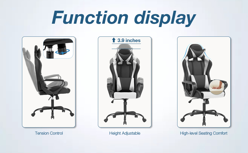 Gaming chair racing chair office chair3