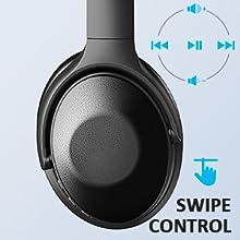 TaoTronics Hybrid Active Noise Cancelling Headphones 2019 Upgraded