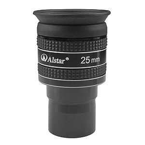 Alstar 1.25 8mm 58-Degree Planetary Eyepiece for Telescope
