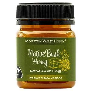 native bush honey