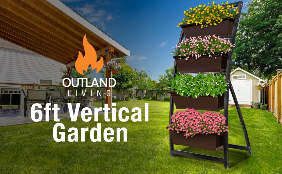 raised garden beds outdoor