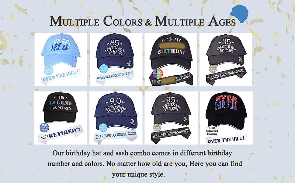 birthday, birthday hat, birthday sash, celebrate