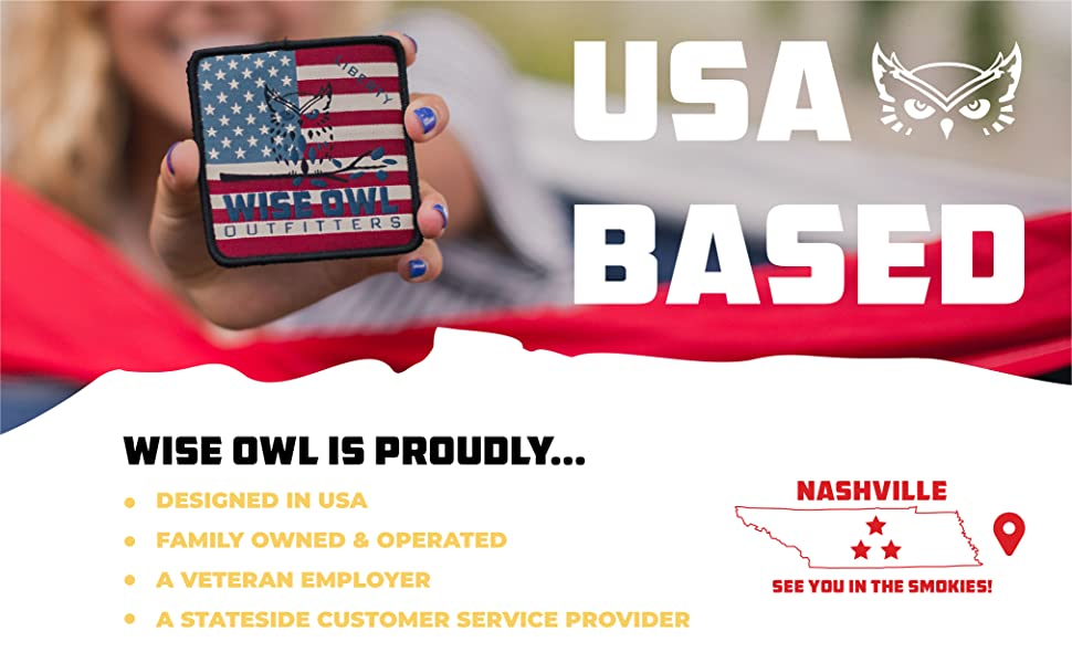 Wise Owl USA Based
