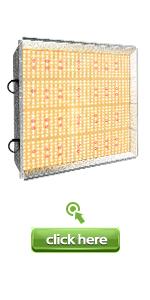 led grow light fixture
