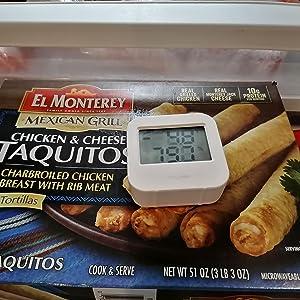temperature humidity sensor for bathroom