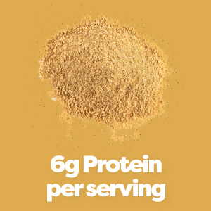 6g Protein per Serving