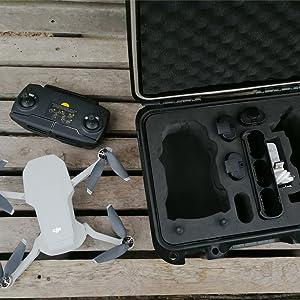 dji Mavic Mini Drone Estuche Impermeable